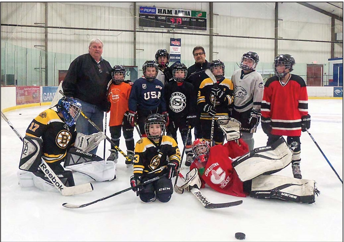 Rick Luciano donates  to MWV Youth Hockey