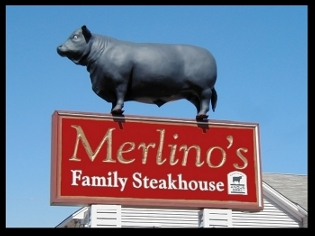 Merlino's Landmark Steer in North Conway